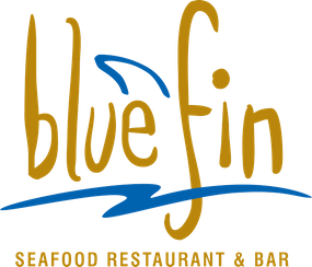 Blue Fin Seafood Restaurant & Bar Logo